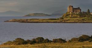 Castle Duart, Mull