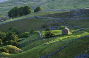 Barn at Oxnop Pass, Swaledale