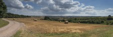 Chalke valley panorama