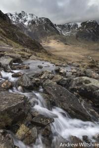 Ogwen Valley Snowdia